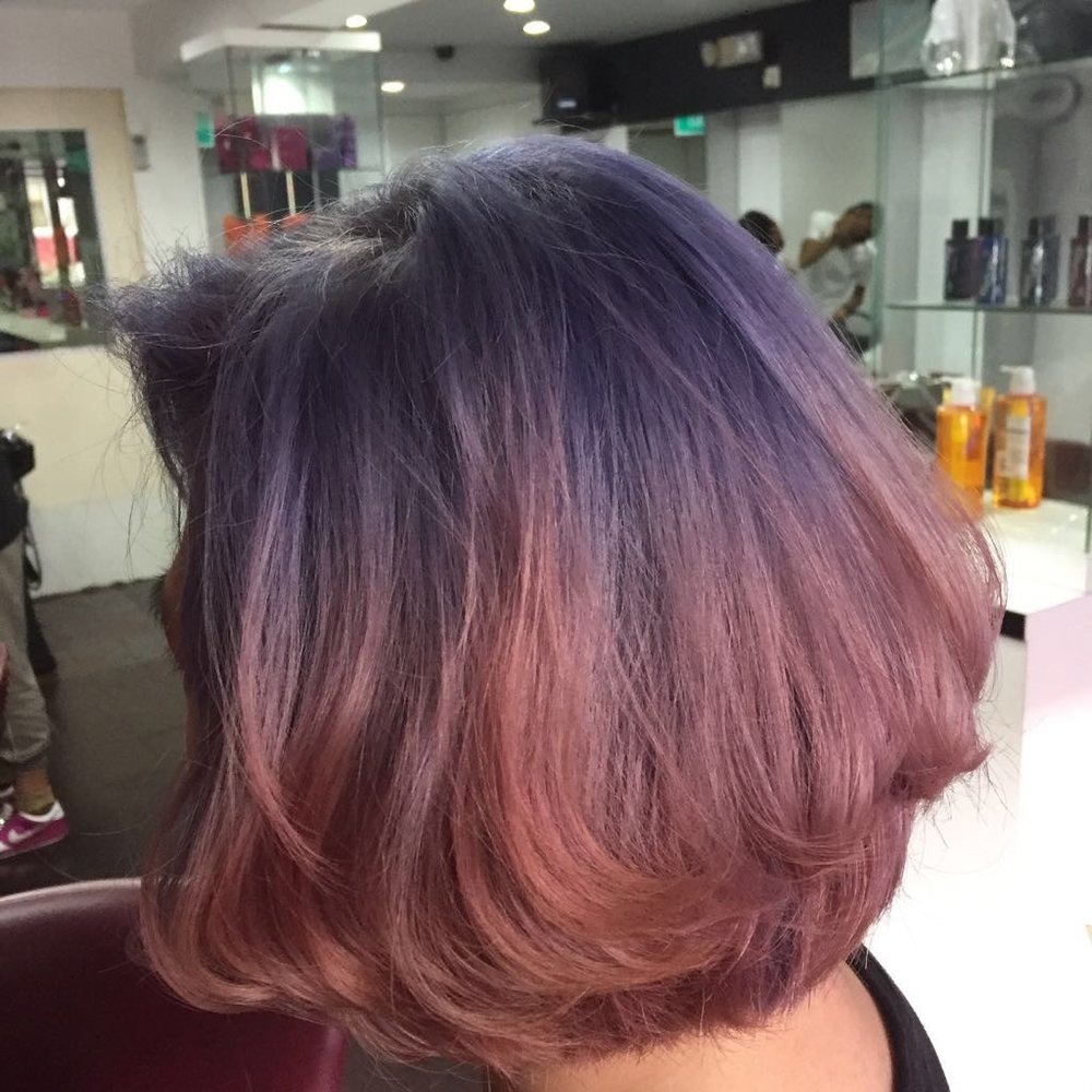 Image credit: Vybe's Hairdressing