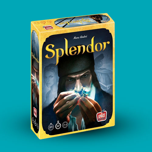 Splendor family board game