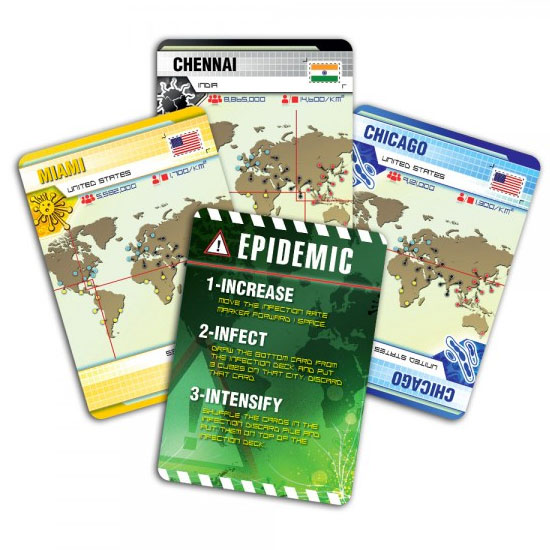 how to play pandemic board game