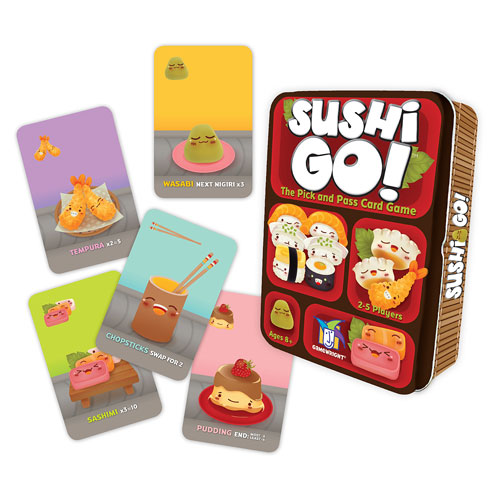 sushi go family card game