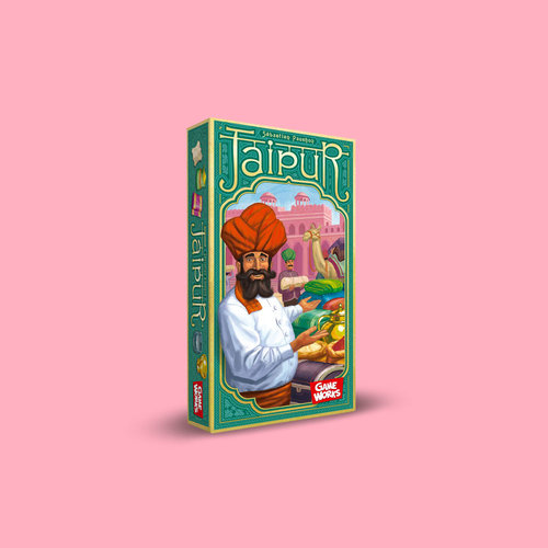 Jaipur Easy To Learn And Fast 2 Player Card Game Best Family
