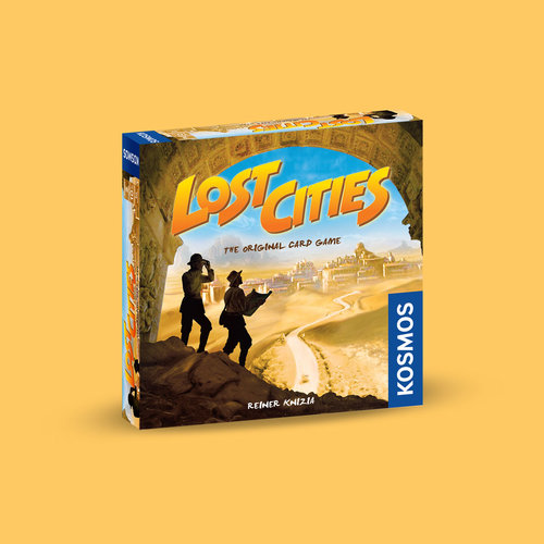Lost Cities Card Game A Two Player Game You Ll Really Dig Best