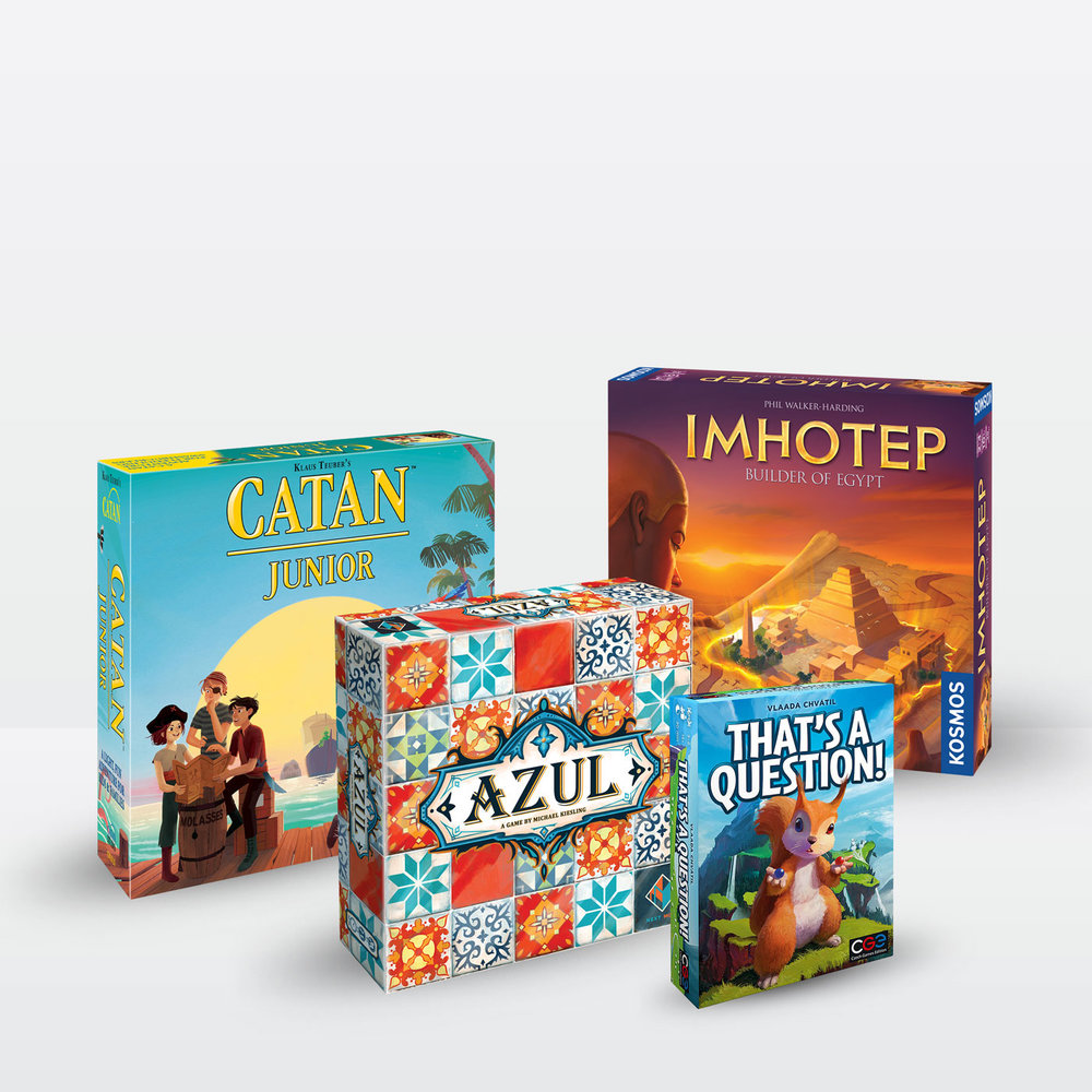 Latest Board Games for Kids Teens and Adults! -