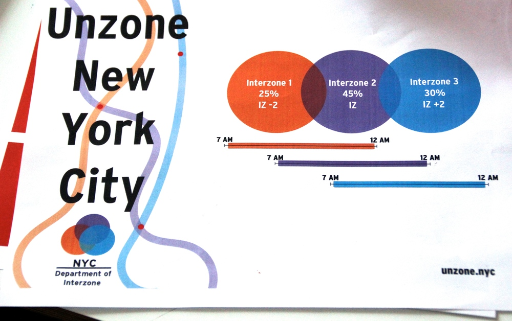 Manipulating time in order to decrease gridlock in New York city