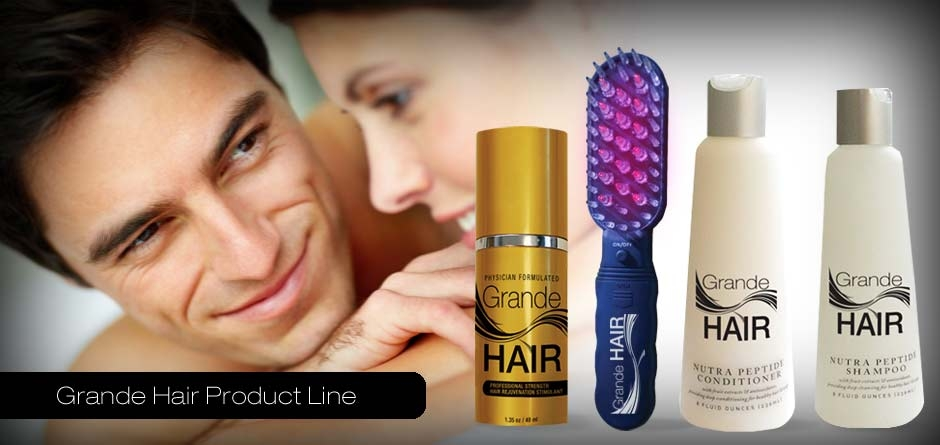 Browse our GrandeHAIR Product Line here!