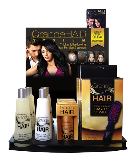 Grande Hair Kit (1 set) RRP NZD$535.00