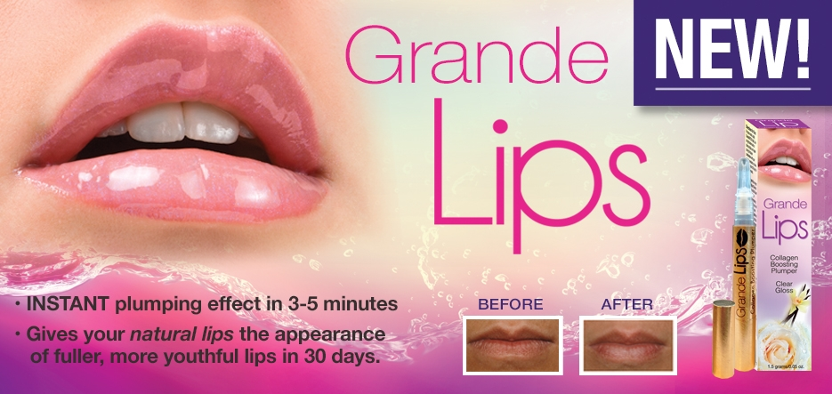 Browse our GrandeLIPS Product Line here!