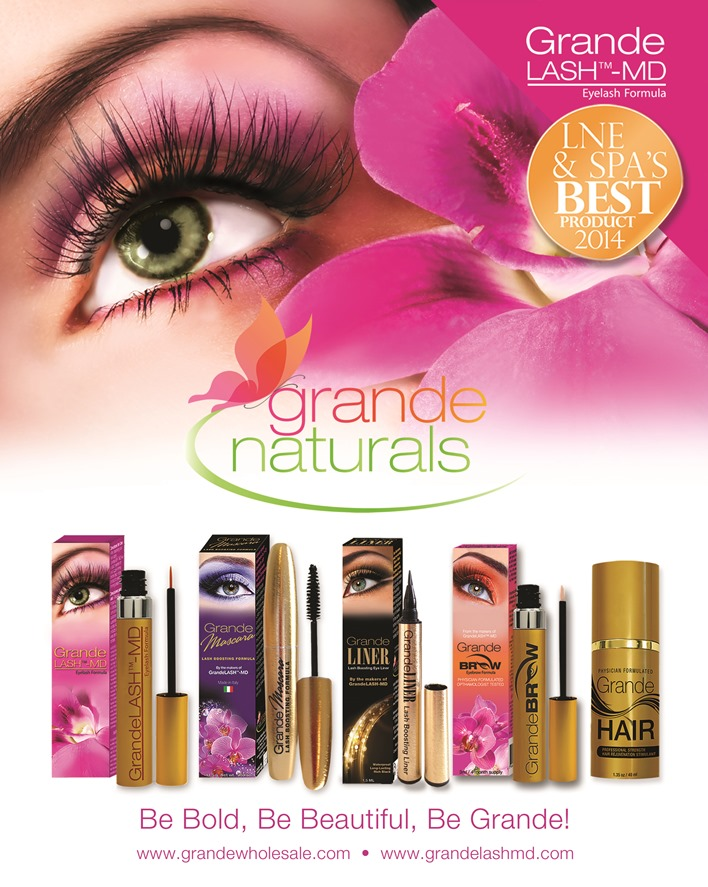 Longer fuller lashes naturally
