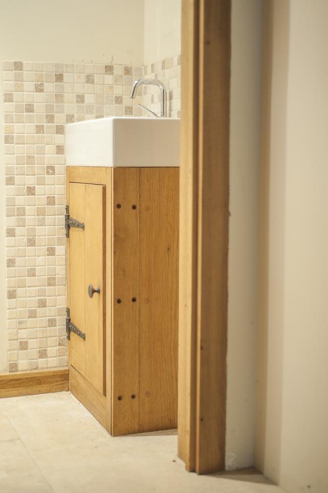 Bespoke Bathroom Vanity Cupboard