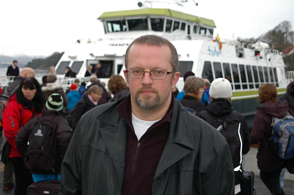 – Kom med synspunkt, oppmodar Ole Torbjørn Holmedal. (Arkivfoto)