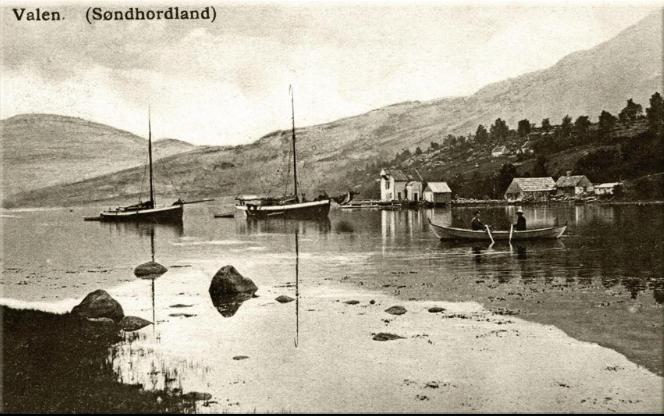 Valen 1898.