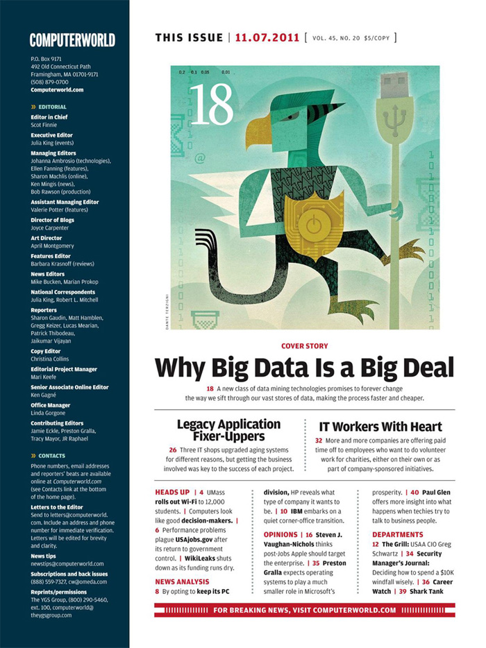 3 Big Data Myths