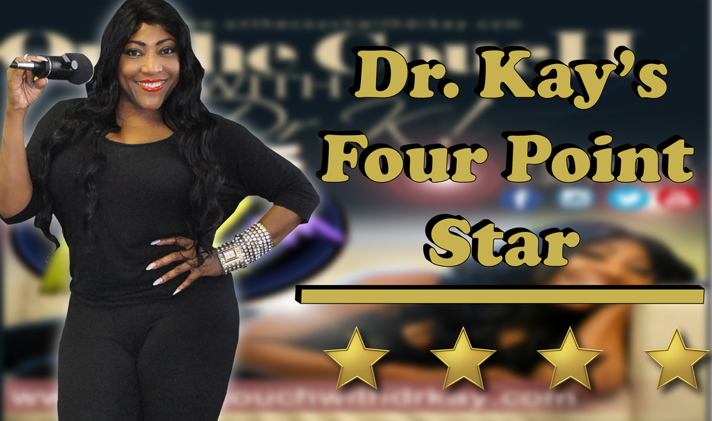 Dr. Kay's Four Point Star