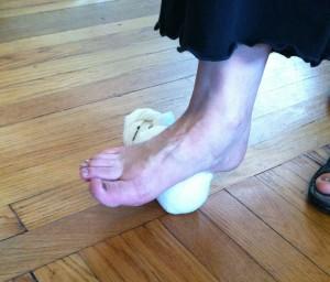Lotus Leaf Self Massage Blog Foot