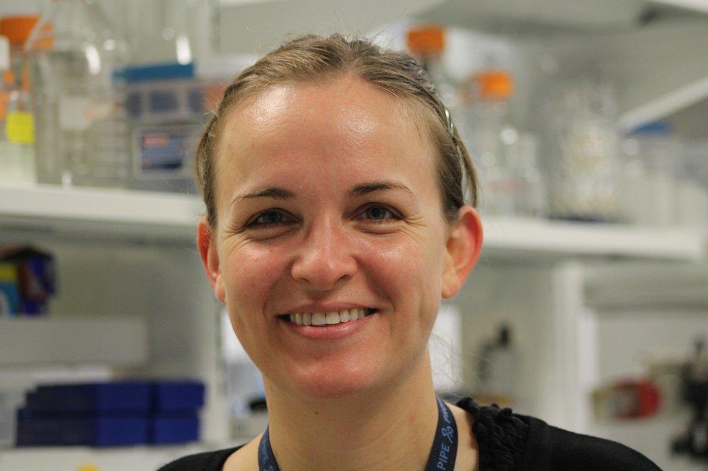 Helen Markewich Lead Scientist