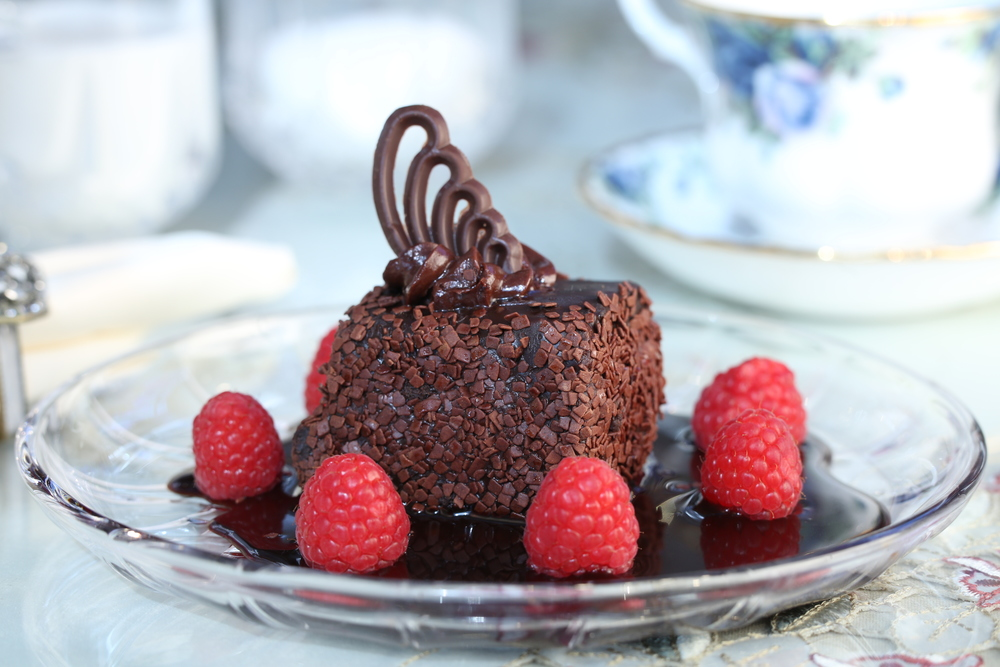 Decadent Chocolate Mousse Torte