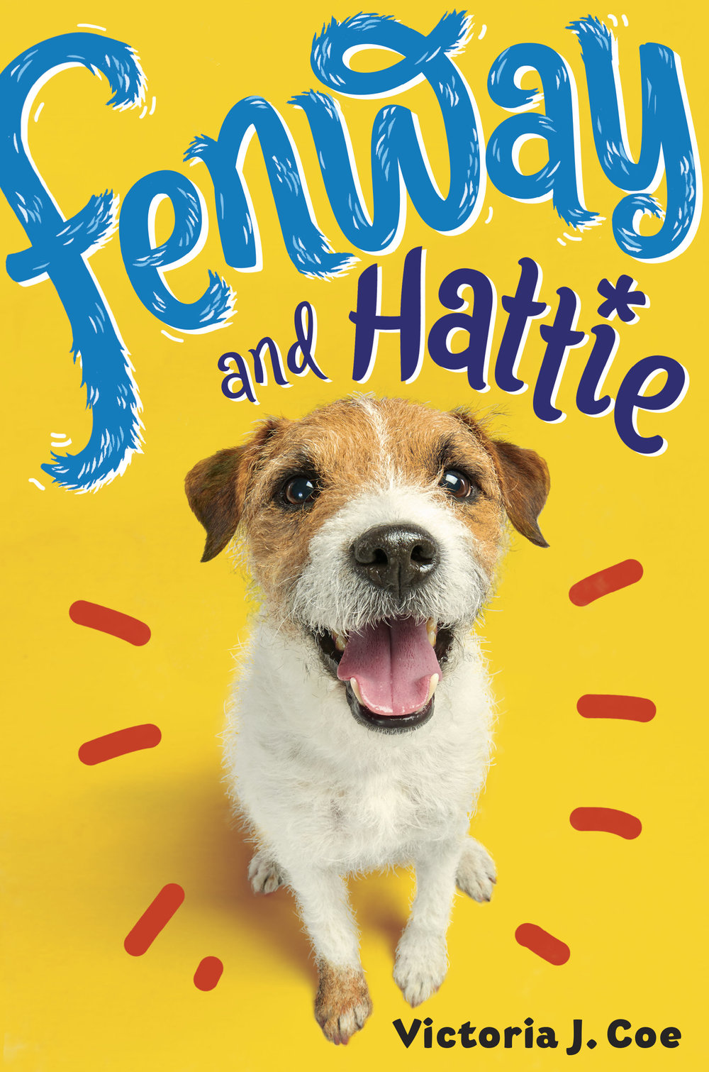 If you'll be reading FENWAY AND HATTIE as part of the 2017 Global Read Aloud, One School, One Book, or as a class read-aloud, here's a preview of my plans to support you... -