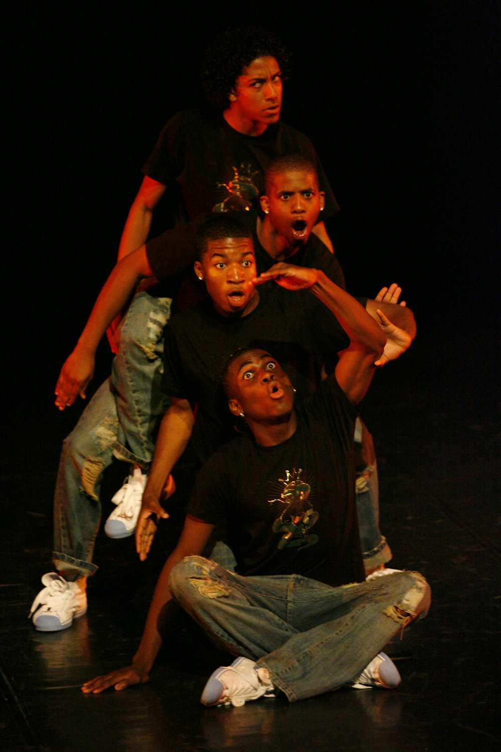 2011 Babyboyz showcase presentation. Photographer
