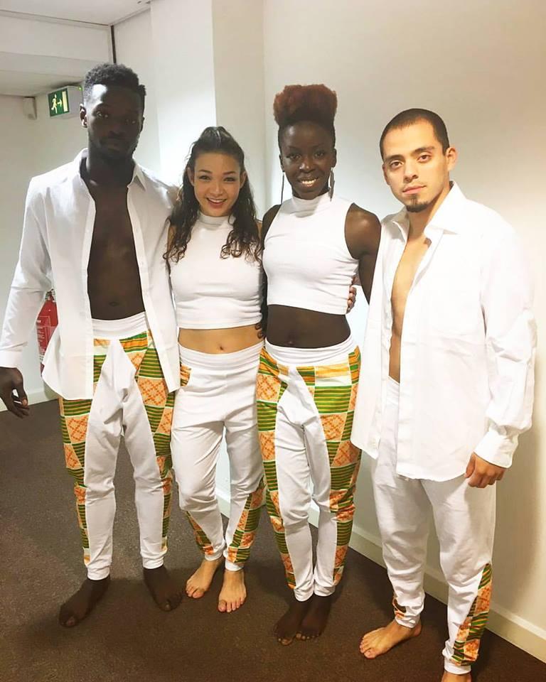 Esie Mensah Dance