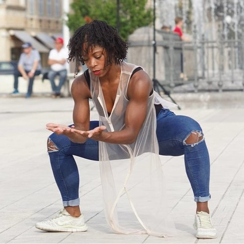 We are so lucky to have Kristina Alleyne coming in all the way from the UK to instruct a workshop at Doing Our Thing on April 27th!  Kristina started her career as an athlete, training professionally in London, UK. Shifting in to Dance at a later age she trained at the BRIT School of Performing Arts and Technology 2003-05 and Northern School of Contemporary Dance (NSCD) based in Leeds 2005-08, completing a BA (Hons) Degree and a Postgraduate diploma Verve 2009. Kristina's dance experience started through Hip Hop where she joined such companies as Boy Blue Entertainment and international company Dance2Xcess. Her skills then stretch to Afro- Caribbean, African, Kathak, Latin and circus Skills (fire, grinding and stilts). Kristina has professionally worked and toured with artists, companies and choreographers such as Tavaziva Dance, Arthur Pita, Ijad Dance and Technology Company, Frititi Traditional African Drumming & Dance Ltd., Retina Dance Company, Henri Oguike Dance Company, Helen Parlor, ACE Dance and Music, Micheal Thomas Voss and Chisato Minamimura.  Want to dance, learn and grow with Kristina? Then get your workshop tickets here: https://workshopdoingourthing.eventbrite.ca/  Workshop Location: Dancemakers - MICHAEL J. BAKER STUDIO # 314 - 15 Case Goods Lane, Studio 301  And don't forget after the workshops, there will be a performance where you get to see Kristina do HER thing on stage with the rest of our brilliant cast!  Tickets here: https://www.harbourfrontcentre.com/whatson/today.cfm?id=10409&festival_id=0&revd  Performance Location: Studio Theatre - Harbourfront Centre - 235 Queens Quay W. Toronto, ON M5J 2G8  #artsTO #dancersoftoronto #dancersofinstagram #danceTO #workshopsintoronto #doingourthing #danceimmersion #kristinaalleyne