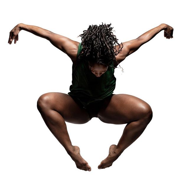 """Get to know more about our Doing Our Thing Instructors! Did you know before becoming a dancer Kristina Alleyne was originally training to be an athlete? Kristina told dance Immersion: """"I decided to transition to dance from my athletic training simply because of pure enjoyment. I was a sprinter and was training to execute my technique. With dance, i enjoyed the vigorous training but the endless possibilities to be expressive."""" Want to learn from Kristina and see her perform live with a roster of fabulous artists? Then come on down to Doing Our Thing on April 27th! Details below: WORKSHOP details:  April 27th, 2019  10am-6pm  Workshop tickets: https://www.eventbrite.ca/e/doing-our-thing-tickets-58452436812  Venue: Dancemakers - Michael J Baker Studio, 15 Case Goods Lane, #301, Toronto, ON M5A 3C4  PERFORMANCE Details:  8pm  Performance Tickets: https://www.harbourfrontcentre.com/whatson/today.cfm  Venue: Harbourfront Centre,Studio Theatre 235 Queens Quay West  Photo by Irven Lewis @alleynedance  #doingourthing #dancersofinstagram #dancersoftoronto #danceTO #blackexcellence #blackgirlmagic #dance #artsTO #alleynedance"""