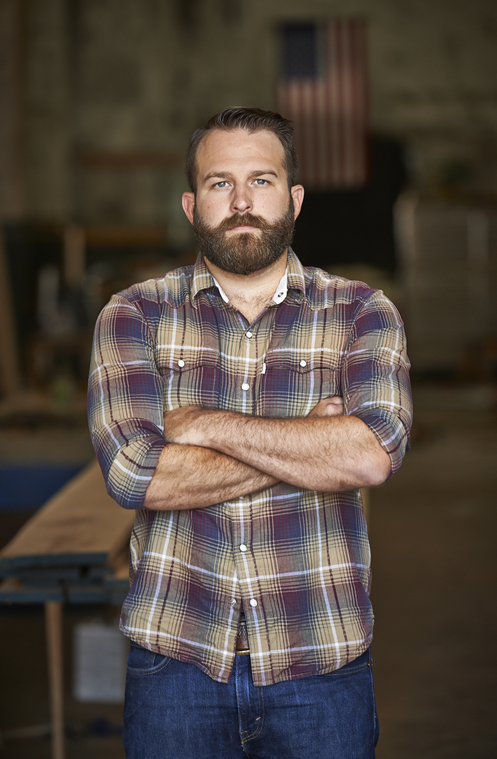 Patrick Blake is an artist and designer with a masters in Industrial Design from Georgia Tech. He's been building and designing furniture for years and is skilled at developing work that combines quality, functionality and artistic flair.