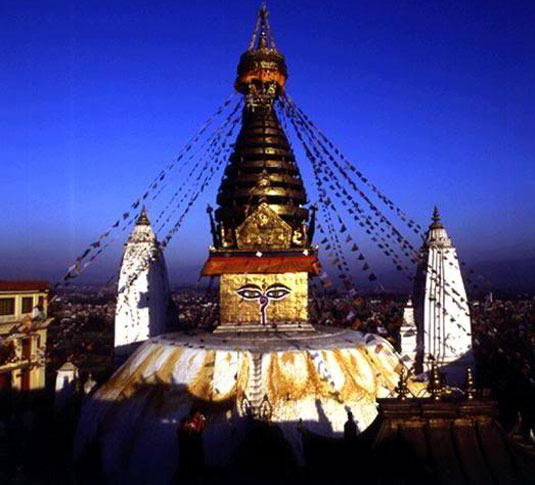 Swoyambhunath Temple, Kathmandu