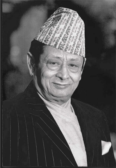 Late Mr. Ram Shanker Shrestha