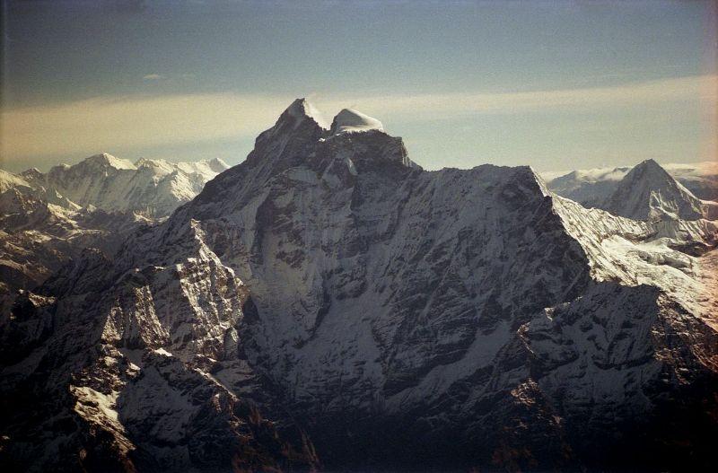 Mt Gauri Shankar
