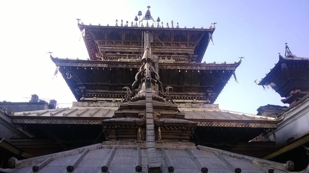 Hiranyavarna Mahavihar (a.k.a. the Golden Temple)