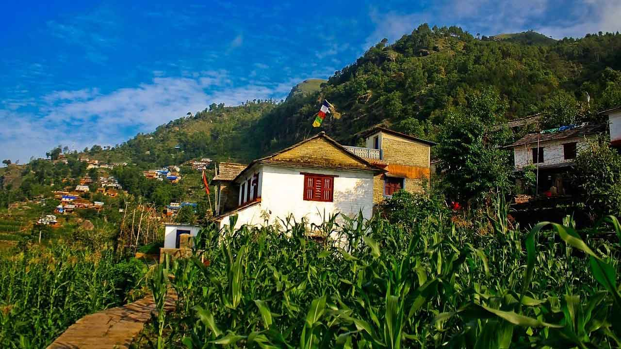 Nepal Homestays \u2014 Hotel Shanker, Lazimpat, Kathmandu 44600, Nepal