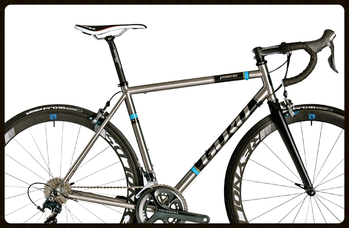 We carry a wide assortment of bike types and brands.