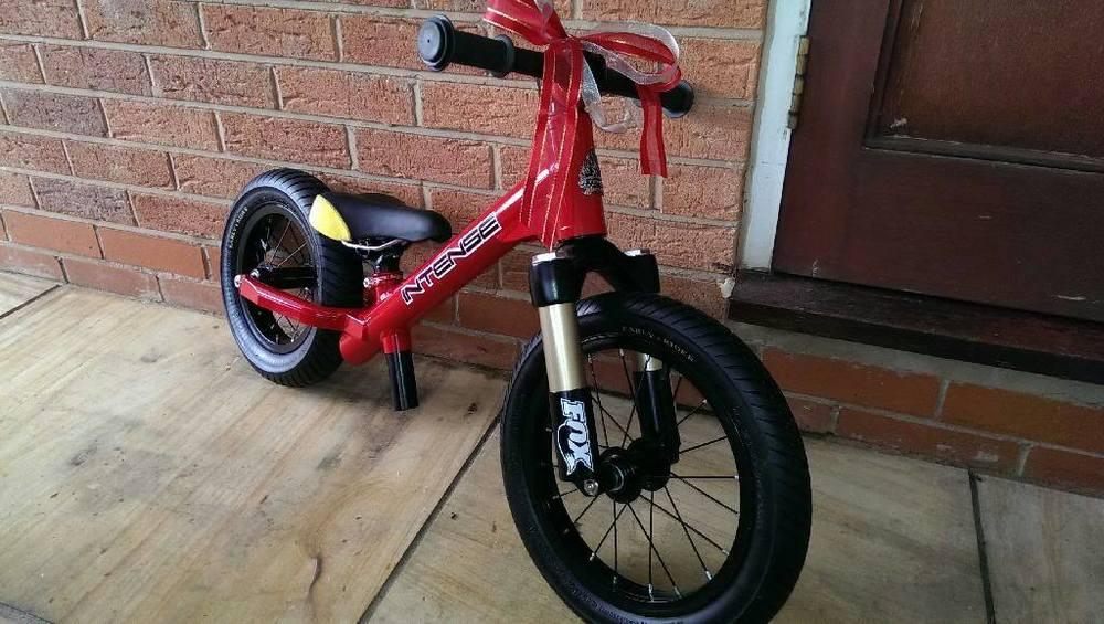 Moto Balance Bike