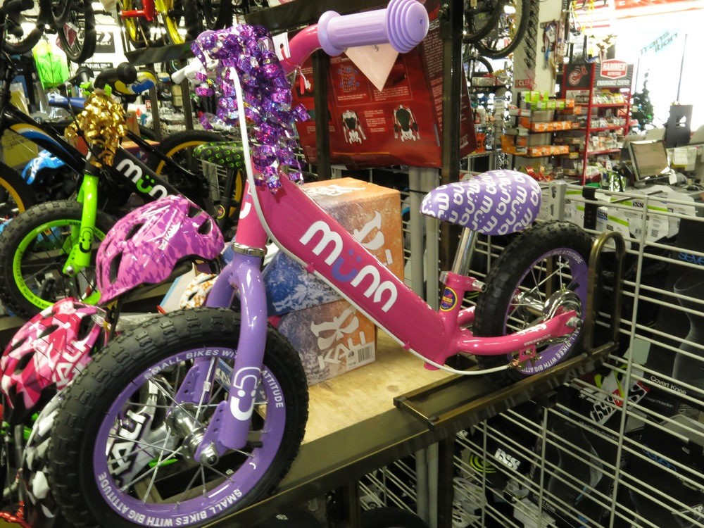 Muna Balance Bikes