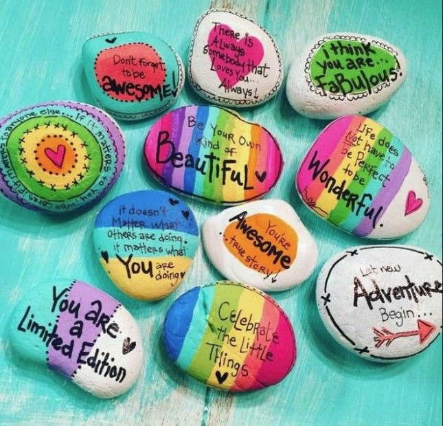 Photo Credit:  Kindness rocks