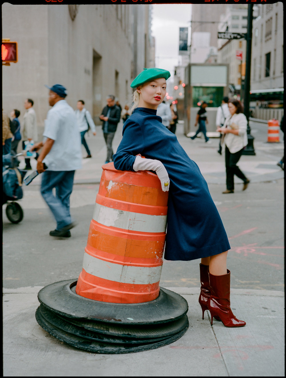 The Break Vintage Jessica Collection Brooklyn high vintage fashion