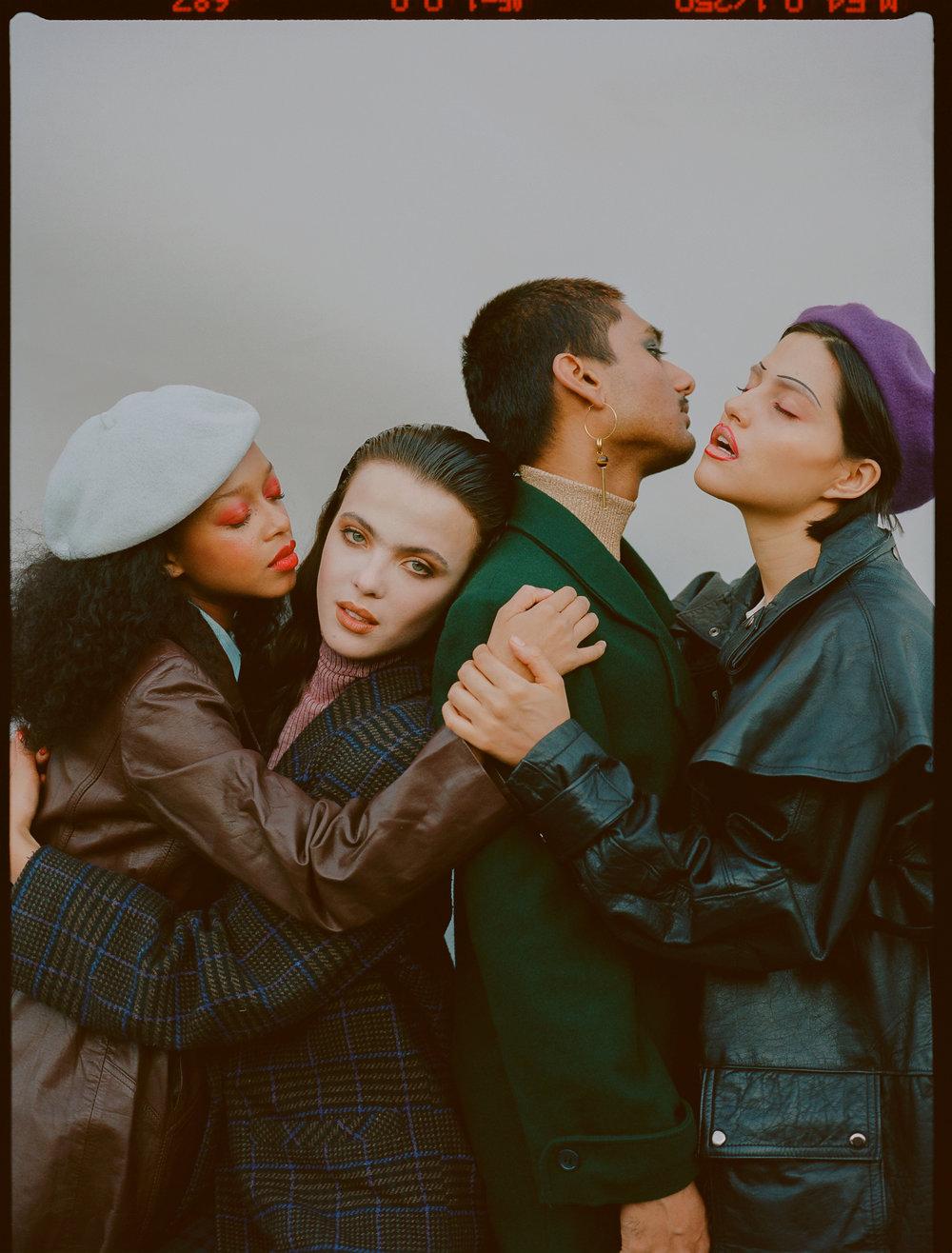 The Break Vintage x Milk Makeup Brooklyn