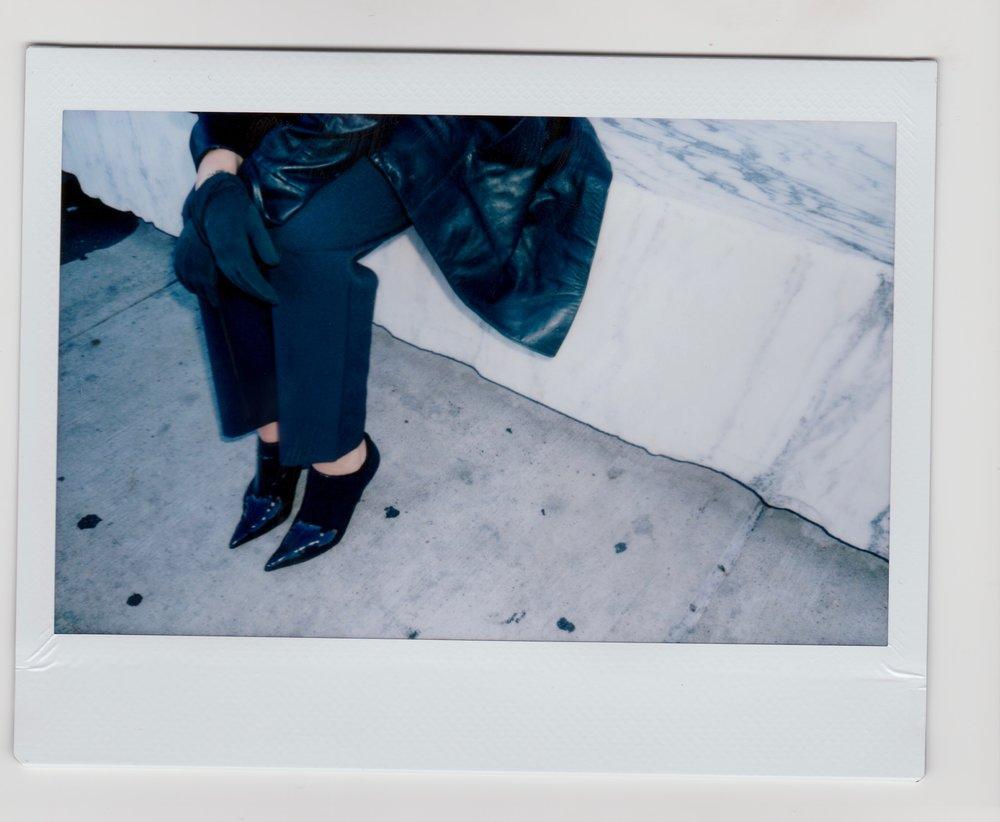 The Break Vintage Abby Bencie How To Shop The Break Polaroid