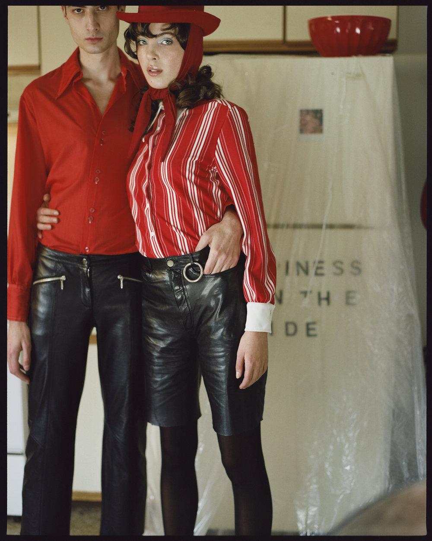 The Break Vintage Scarlett and Victor Vintage Break Collection