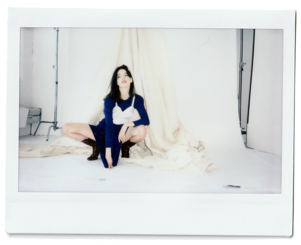 The Break Vintage Behind the Break Nicole Della Costa Brooklyn Polaroid