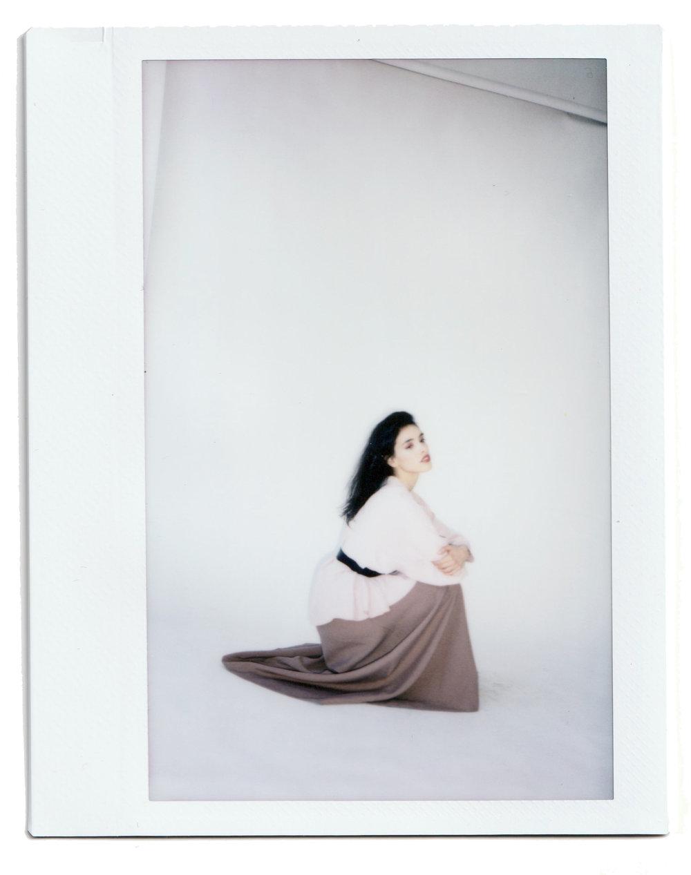 The Break Vintage Behind the Break Nicole Della Costa Brooklyn Polaroid