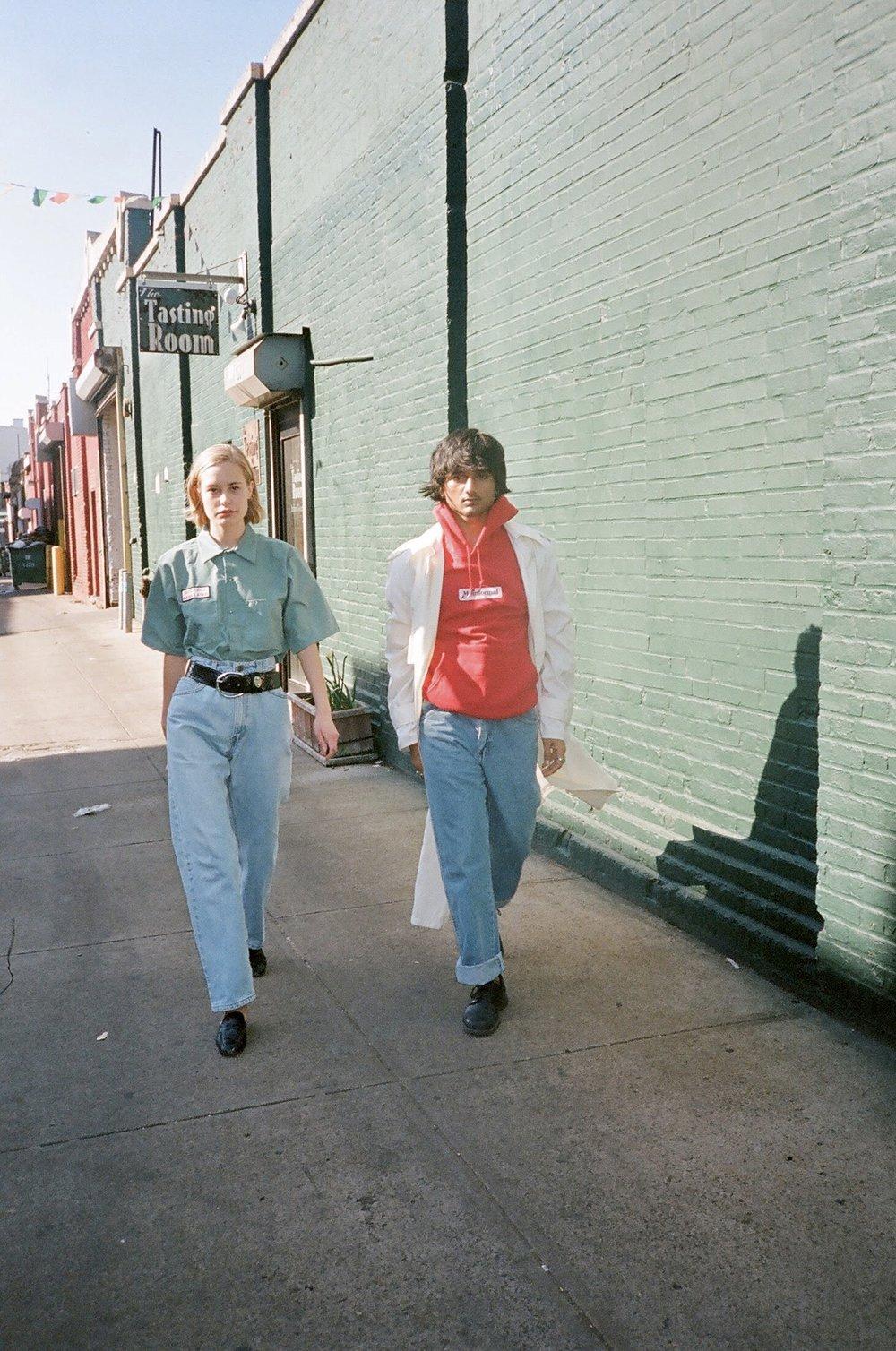 The Break Vintage Momformal Brooklyn California Streetwear