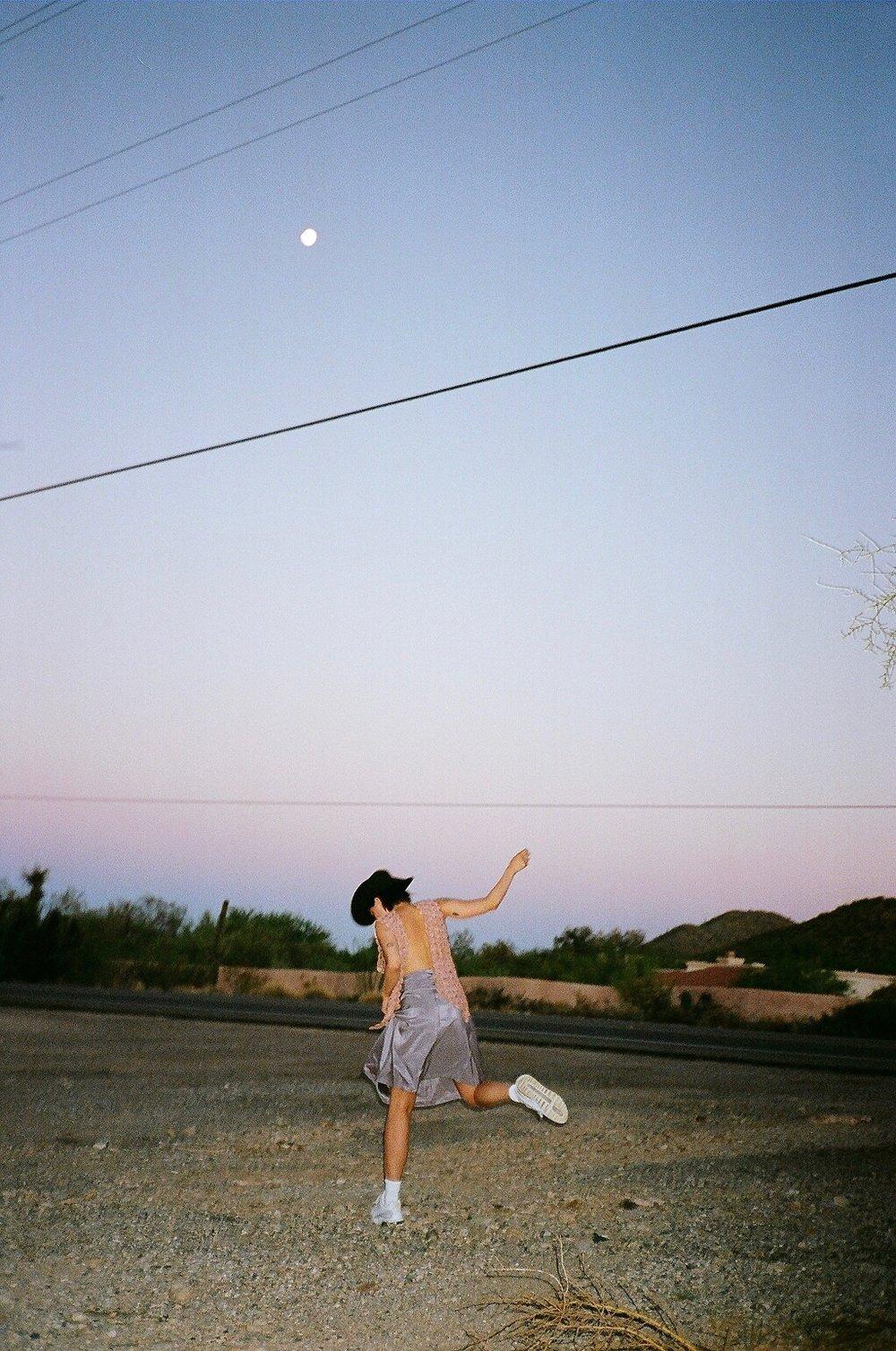 The Break Vintage Gabbriette Under The Tucson Moon The Break Goes Rogue