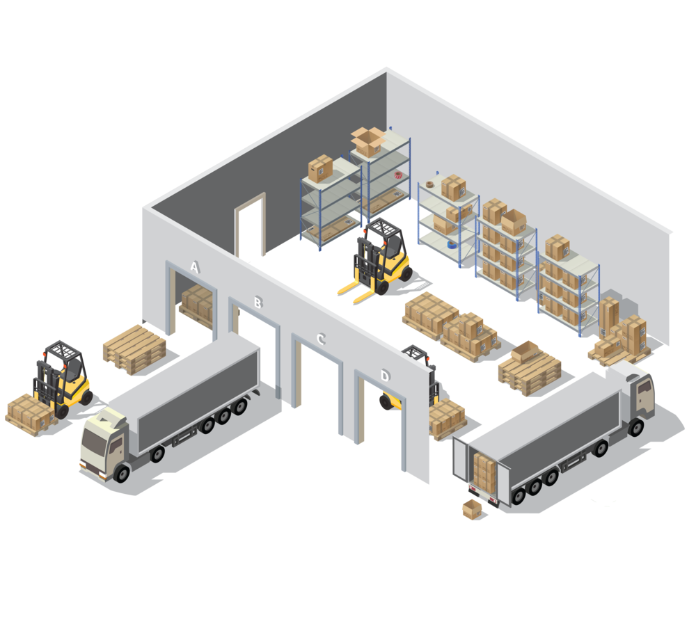 ExtenData Warehouse and Distribution Solutions for Visibility and tracking