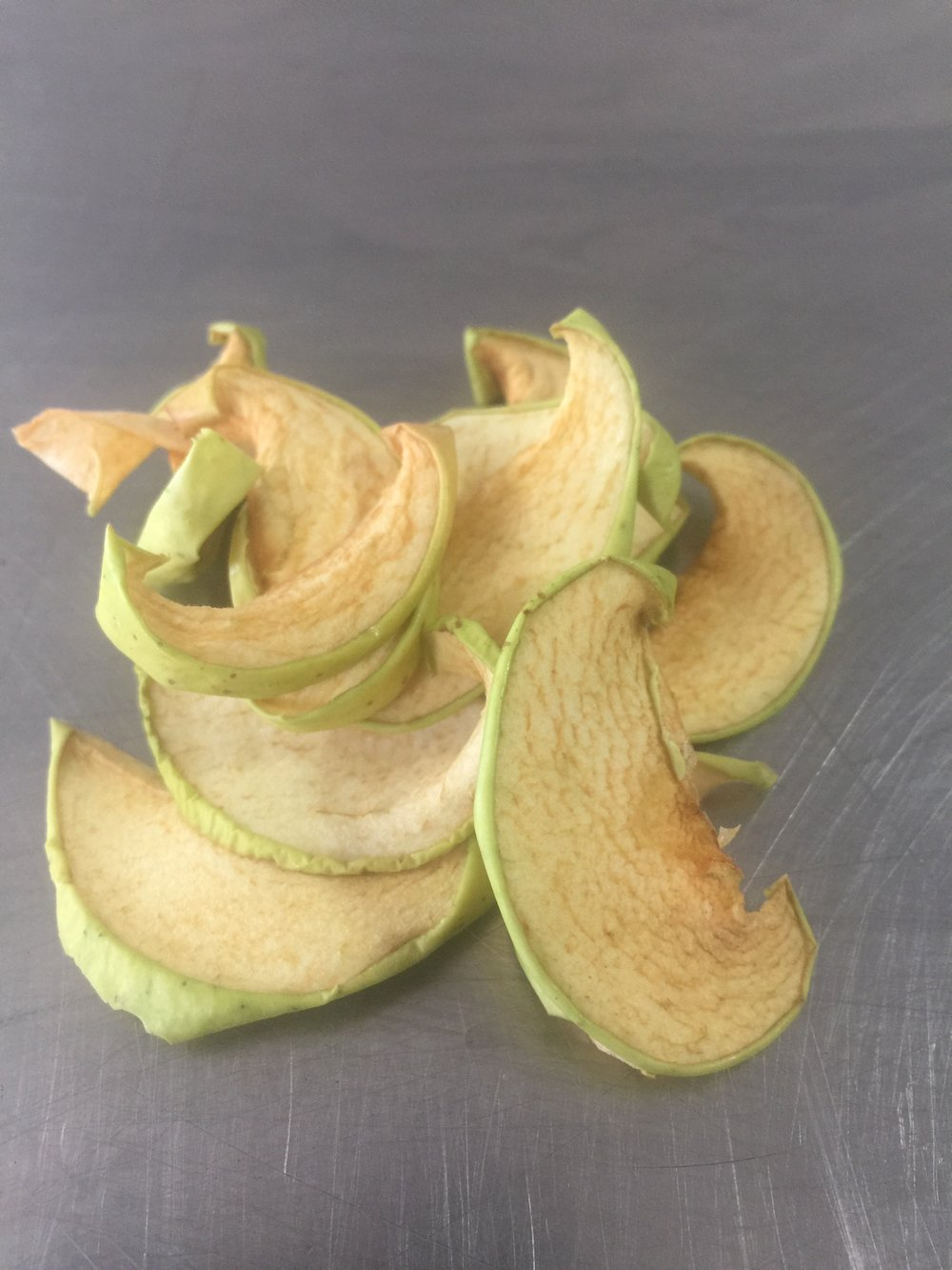 Dehydrated Apple Slices