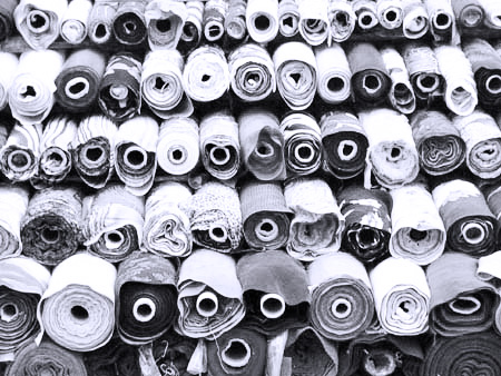 Choosing the Right Fabric for your Cut & Sew Project - Our team is ready to assist you with choosing the perfect material from our fabric libraryWe work with a network of suppliers to provide vast options. Click Here to view our in stock fabric offerings.