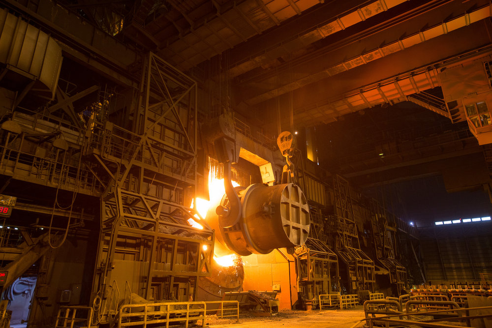Analyzing Big Data from Steel Plants to Diagnose Subtle Signals from Equipment and Detect Hidden Signs of Failure Before it Occur