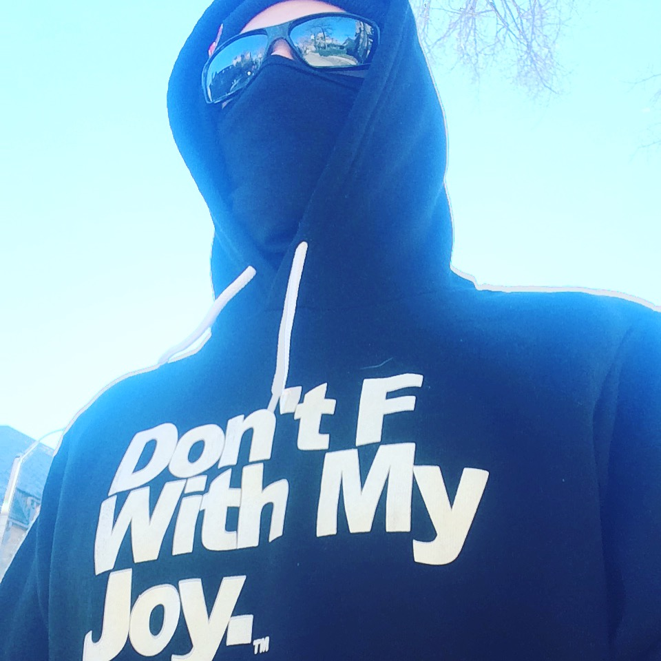 christian shaboo @ theshaboo    #IAmHappiest when...   I get lost in a good run, swim or even a walk So #Dontfwithmyjoy