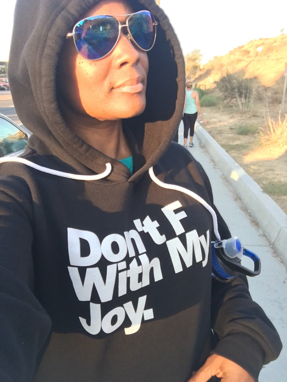 stephanie edwards @ trendspotter    #iAmHappiest when...   I am spending time with loved ones whom I trust and feel free as a butterfly So #Dontfwithmyjoy