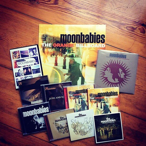 Repost of @andbacktothet Pretty nice moonbabies collection 🙌 #vinyl #indie #photography #moonbabies  #electronica #dance #inlove #glitch #dreampop #europe #sweden #life #design #shoegaze #music #vintage #etherealwave #indiepop #songwriter #bands #record #moonbabies #lovemusic #33rpm #bonobo #fourtet #caribou #nowspinning #startracks #chalksounds #culturehero